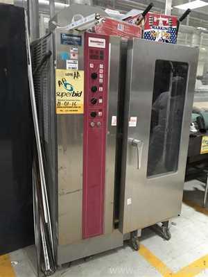 Equipment für die Nahrungsmittelherstellung Steammaster SG 20