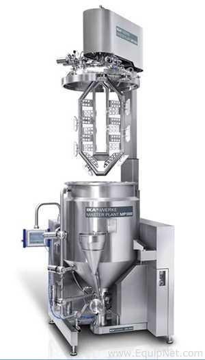 Homogenisiermaschine IKA Master Plant MP 100