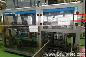 Kartonverpackungsmaschine Samwoo Automation Co Ltd case packer