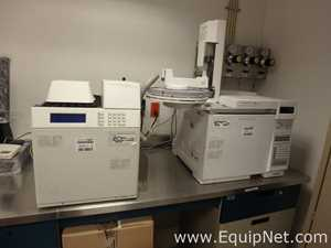 Agilent Technologies 6890N Networking Gas Chromatographer GC