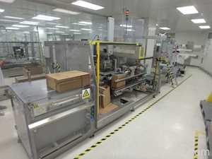 Marchesini MC-850 Automatic Case Packer - Line TCL1
