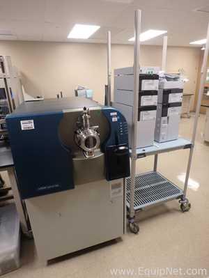 AB Sciex TripleTOF 6600 Mass Spectrometer With Shimadzu Nexera UHPLC System