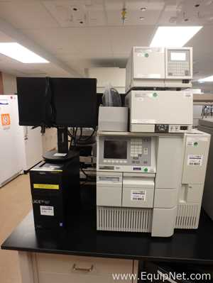Waters 2695 HPLC With 2996 and 2475 Detectors