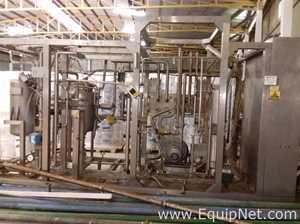 Pasteurisiermaschine SPX Corporation Bandbreite 1 L