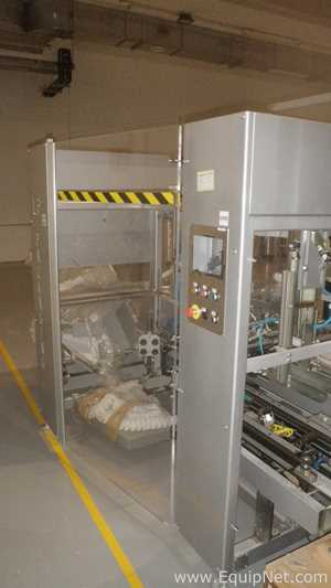 L.P. Packaging Case Forming and Packaging Machine