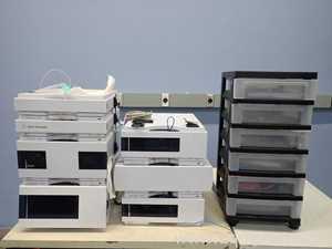 Sistema HPLC Agilent Technologies 1200 Series