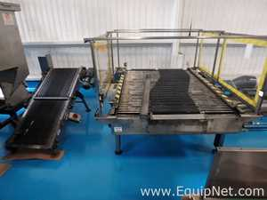 Diverter Conveyor from 1 to 2 for Collective Case