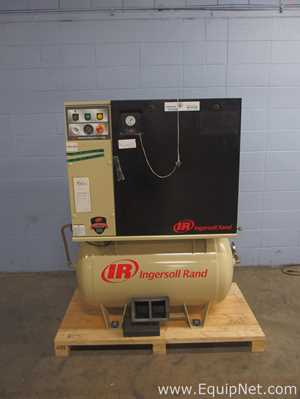 Ingersoll Rand UP6 5TAS 125 W DR 80 Gallon Rotary Screw Compressor