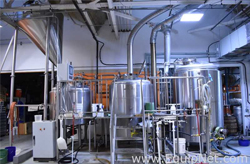EquipNet Hosting Sealed Bid Auction Event Featuring a Complete 10-Barrel Brewing System
