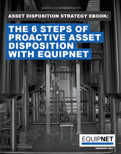 Ensuring a successful and profitable asset disposition strategy can seem like a burdensome task for businesses of all sizes. EquipNet's team of experts can set up the right plan for all needs.