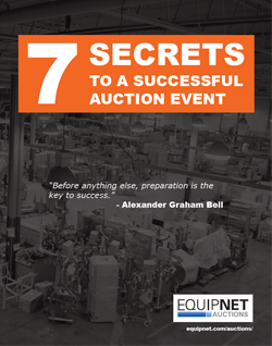 Get inside tips from our auction professionals on how to run a successful auction event.