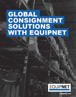 EquipNet provides our customers with professionally-managed warehouse consignment services for your idle or surplus assets. EquipNet's expert team will handle and store your inventory in an organized, secure and attractive facility.