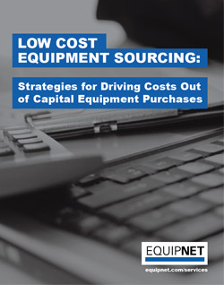 Learn the best strategies for driving costs out of capital equipment purchases and more.